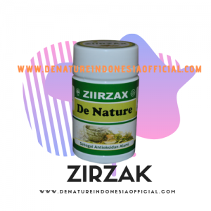 Zirzak | De Nature Indonesi Official | Rahasia Herbal Indonesia | Konsultasi Grasti 0858.8881.8587 / 0877.8706.3999