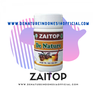 Zaitop | De Nature Indonesi Official | Rahasia Herbal Indonesia | Konsultasi Grasti 0858.8881.8587 / 0877.8706.3999