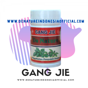 Gang Jie | De Nature Indonesi Official | Rahasia Herbal Indonesia | Konsultasi Grasti 0858.8881.8587 / 0877.8706.3999