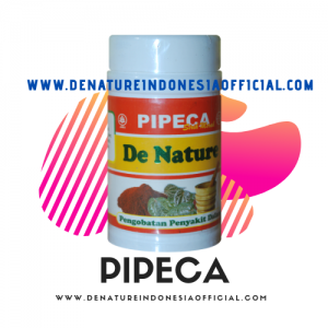 Pipeca | De Nature Indonesi Official | Rahasia Herbal Indonesia | Konsultasi Grasti 0858.8881.8587 / 0877.8706.3999
