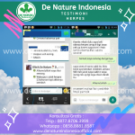 Testimoni Herpes - De Nature Indonesi Official - Rahasia Herbal Indonesia