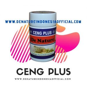 Ceng Plus - De Nature Indonesia (085888818587 - 087787063999)