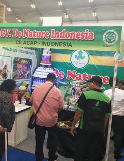 Open Booth - De Nature Indonesia 085888818587 0877870639
