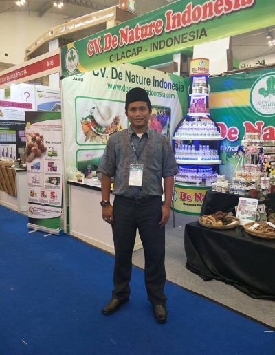 Bapak Awan Ukaya Owner De Nature Indonesia - De Nature Indonesia 085888818587 0877870639