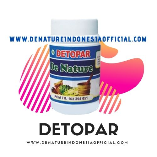 Detopar - De Nature Indonesia (085888818587 - 087787063999)