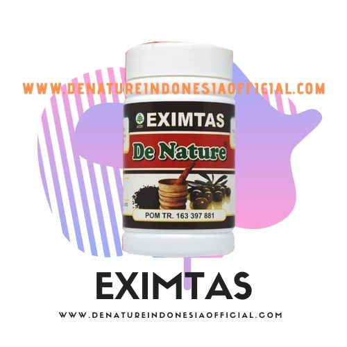 Eximtas - De Nature Indonesia (085888818587 - 087787063999)