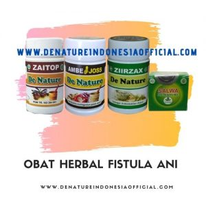 Obat Herbal Fistula Ani - De Nature Indonesia Official - Rahasia Herbal Indonesia 085888818587 087787063999