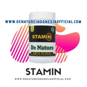 Stamin - De Nature Indonesia (085888818587 - 087787063999)