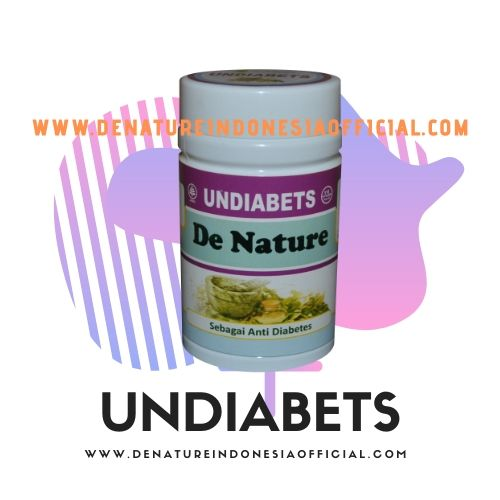 Undiabets - De Nature Indonesia (085888818587 - 087787063999)